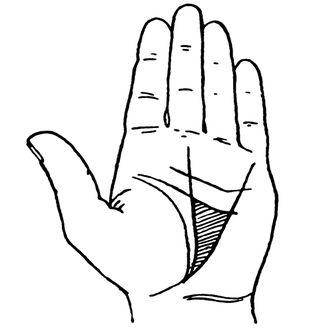 Знаки на руке - Практическая хиромантия